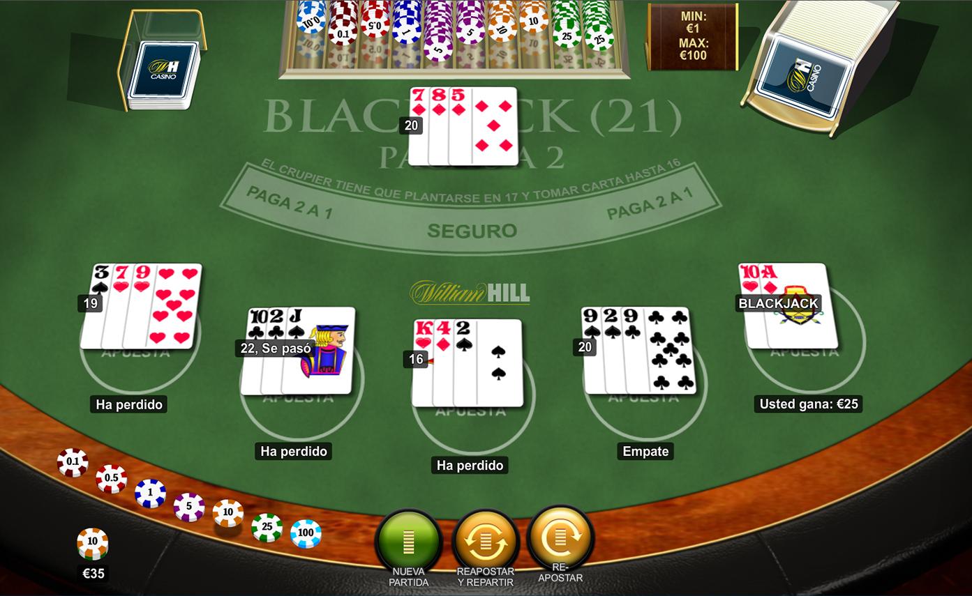 Applicazioni per giocare a blackjack, casinò e poker online 2