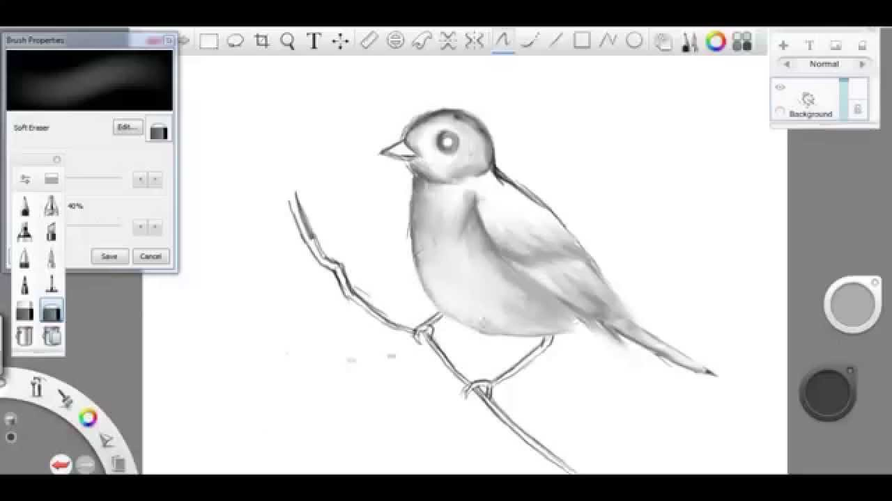 Le migliori applicazioni per disegnare come un professionista in Windows 8 2