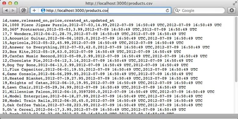 Estensione .CSV Cosa sono e come aprire questo tipo di file? 5