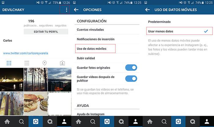 Come disabilitare la riproduzione automatica su Instagram 1