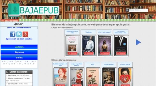 Quali sono le pagine migliori per scaricare libri digitali, ePub, eBook o PDF? Elenco 2019 14