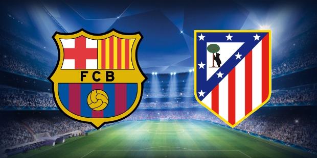 Come guardare Atlético de Madrid vs Barcellona 1