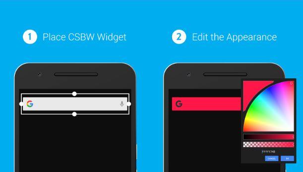Scarica il motore di ricerca personalizzato per Android 1