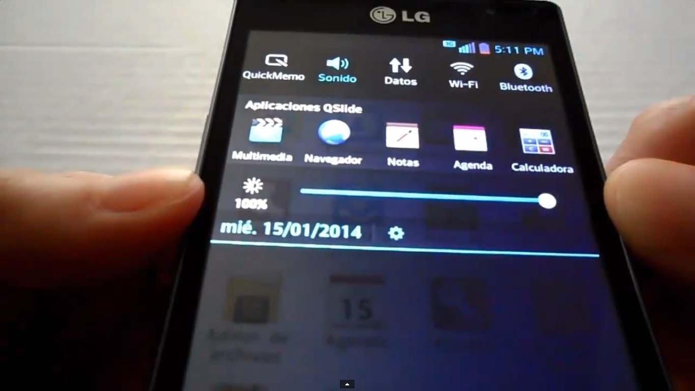 Come mettere la barra di notifica trasparente su Android 4.3 e 4.4 1