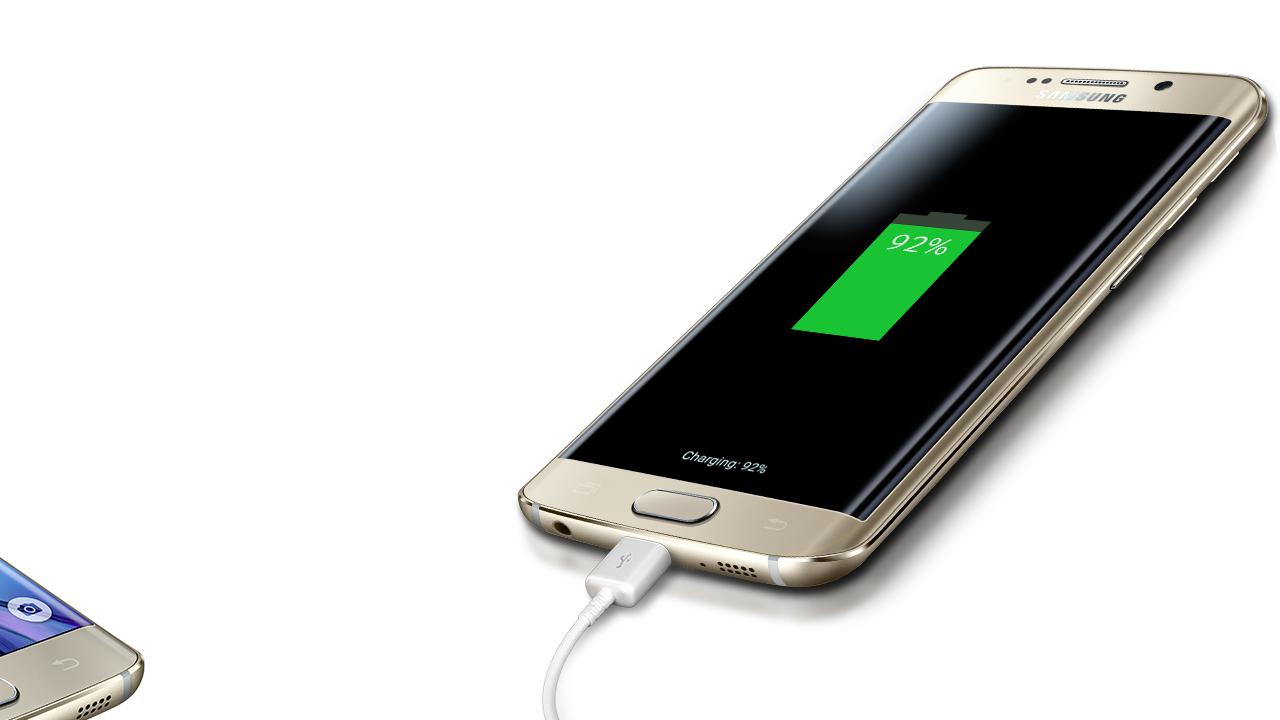 Come calibrare la batteria del Samsung Galaxy S6 1