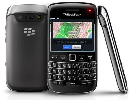 Scarica WhatsApp gratuito per BlackBerry Bold 9790 1