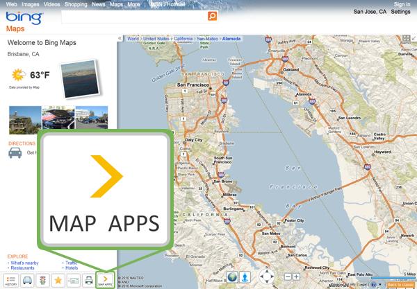 Bing Maps rinnova l'aggiunta di informazioni in tempo reale 1
