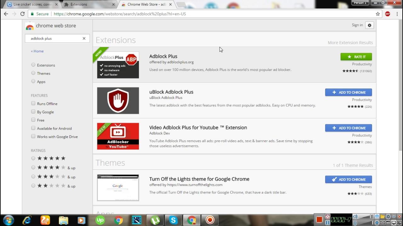 Come bloccare la pubblicità su Android con Chrome Blocker 1
