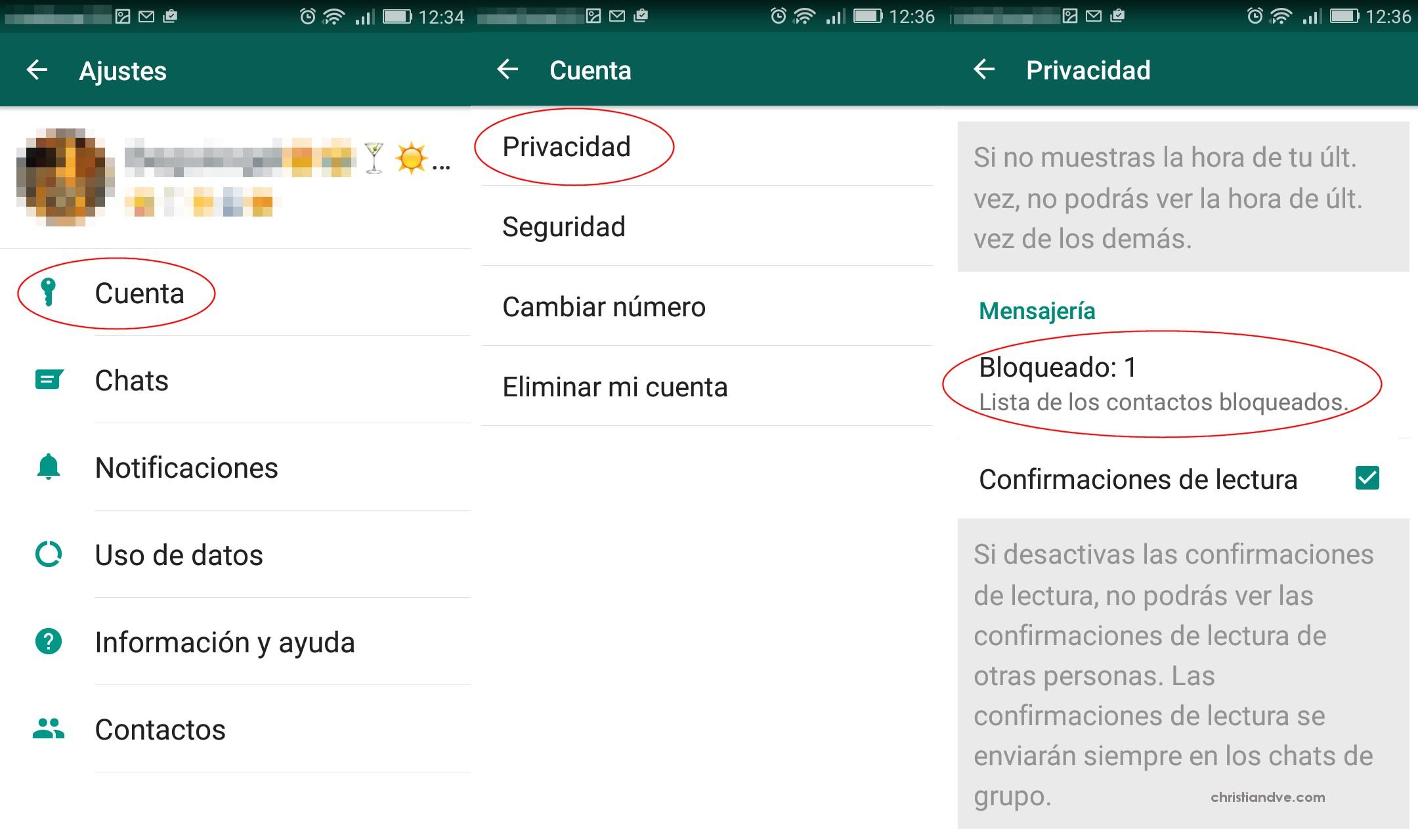 Come bloccare un numero di telefono su Android, Iphone o Windows Phone? 2