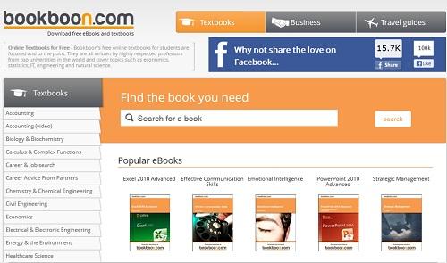 Quali sono le pagine migliori per scaricare libri digitali, ePub, eBook o PDF? Elenco 2019 21