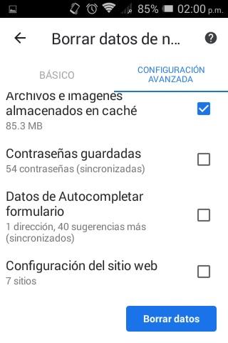 Come cancellare la cronologia delle ricerche di Google da un cellulare Android? Guida passo passo 5