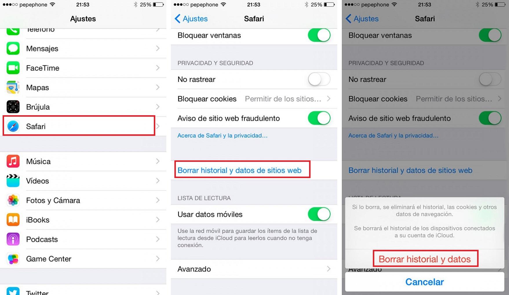 Come cancellare Safari Cache su Mac, iPhone o iPad 1