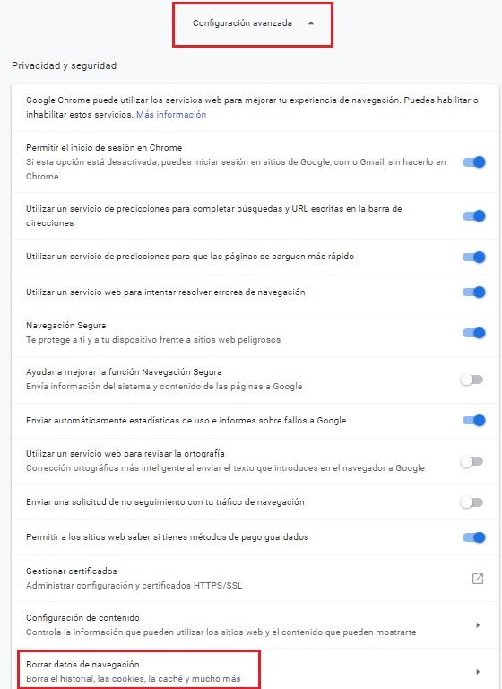 """Come si corregge l'errore """"La connessione non è privata"""" in Google Chrome? Guida passo passo 3"""