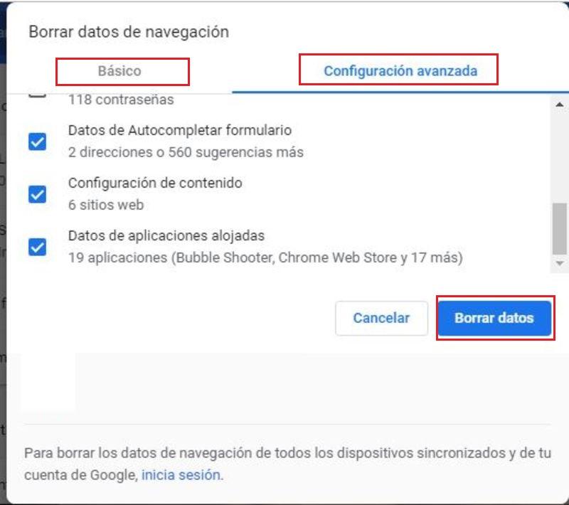 Come eliminare tutto ciò che è stato precedentemente cercato su Google da qualsiasi dispositivo? Guida passo passo 5