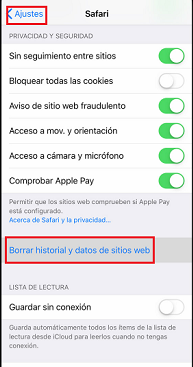 Come cancellare la cronologia del mio iPhone mobile in modo che nessuno possa vedere queste informazioni private? Guida passo passo 3