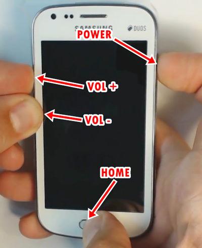 Come ripristinare un telefono Samsung e ripristinare le impostazioni di fabbrica del dispositivo? Guida passo passo 2
