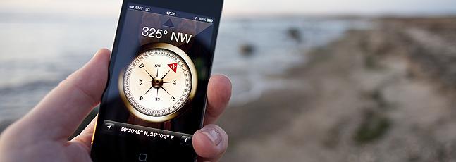 Come calibrare la bussola su Android 1