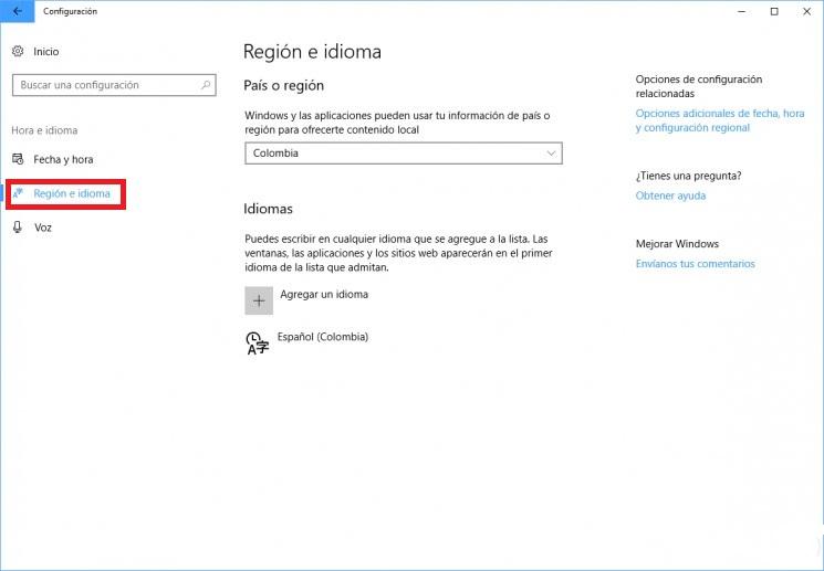 Come cambiare completamente la lingua del sistema operativo Windows 10? Guida passo passo 2