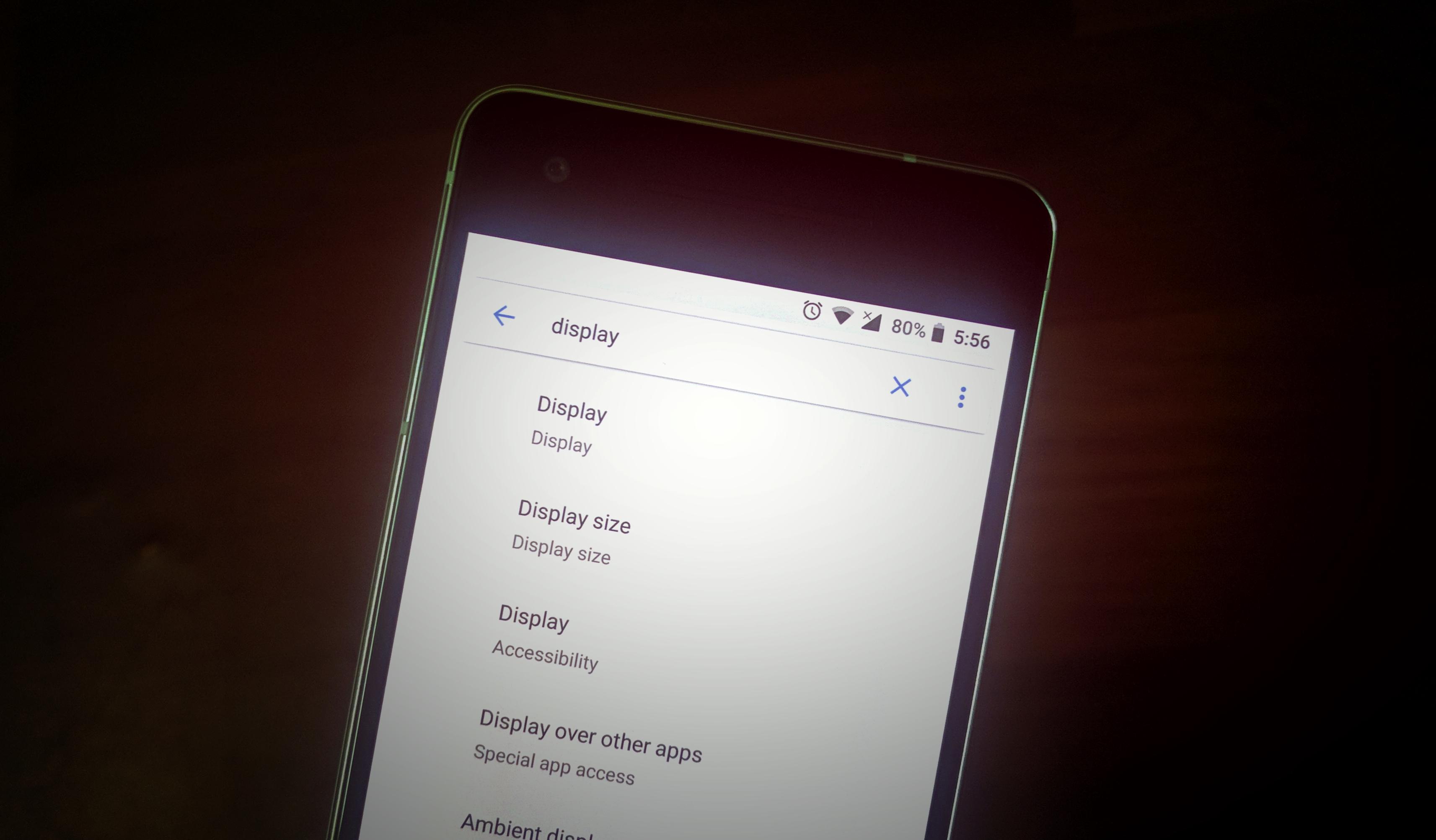 Come calibrare il sensore di prossimità nei telefoni Android 1