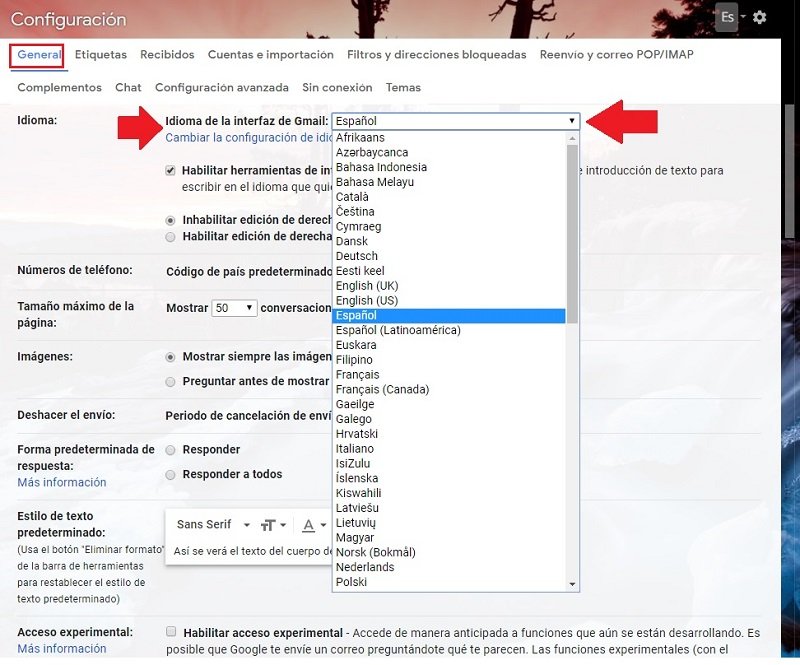 Come configurare il mio account di posta elettronica Gmail? Guida passo passo 4