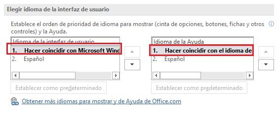 Come cambiare la lingua in Microsoft Word e in tutti i Microsoft Office? Guida passo passo 7
