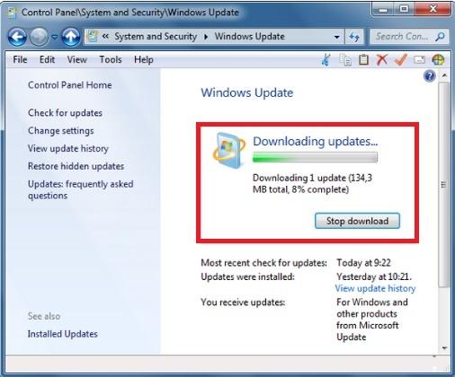 Come cambiare la lingua del sistema operativo Windows 7? Guida passo passo 2