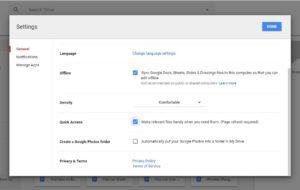 Come modificare la lingua predefinita di Google Drive 15