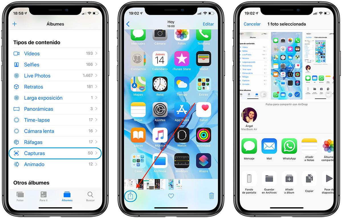 Come fare uno screenshot su iPhone e iOS? 2