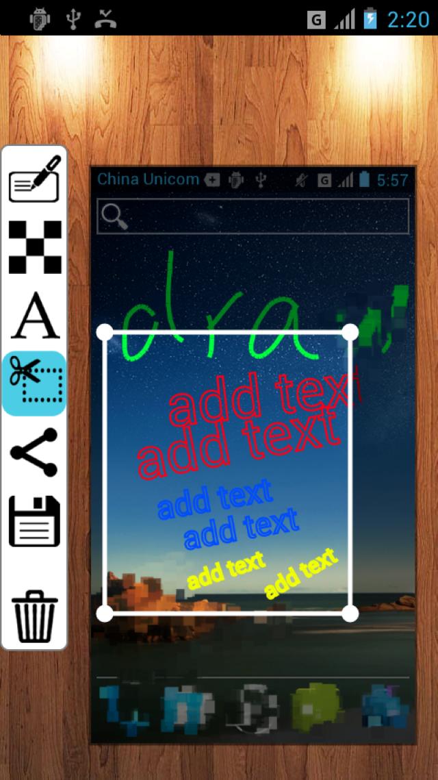 Come scattare una schermata su un Alcatel One Touch 4010a 4