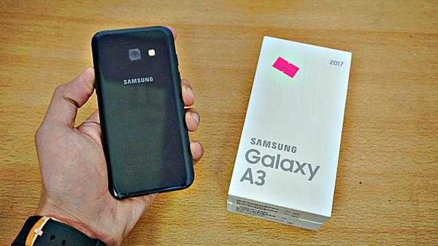 Come sapere se il tuo Samsung A3 è originale o falso? 1