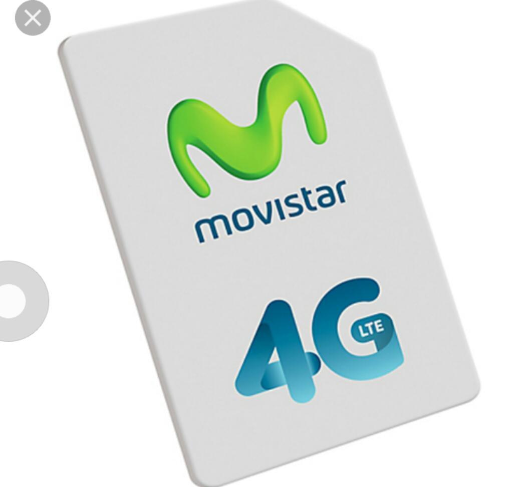 Come conoscere il numero di un chip Movistar 1