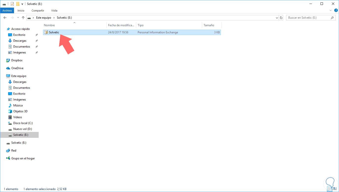 Come crittografare file o una cartella in Windows 10 1