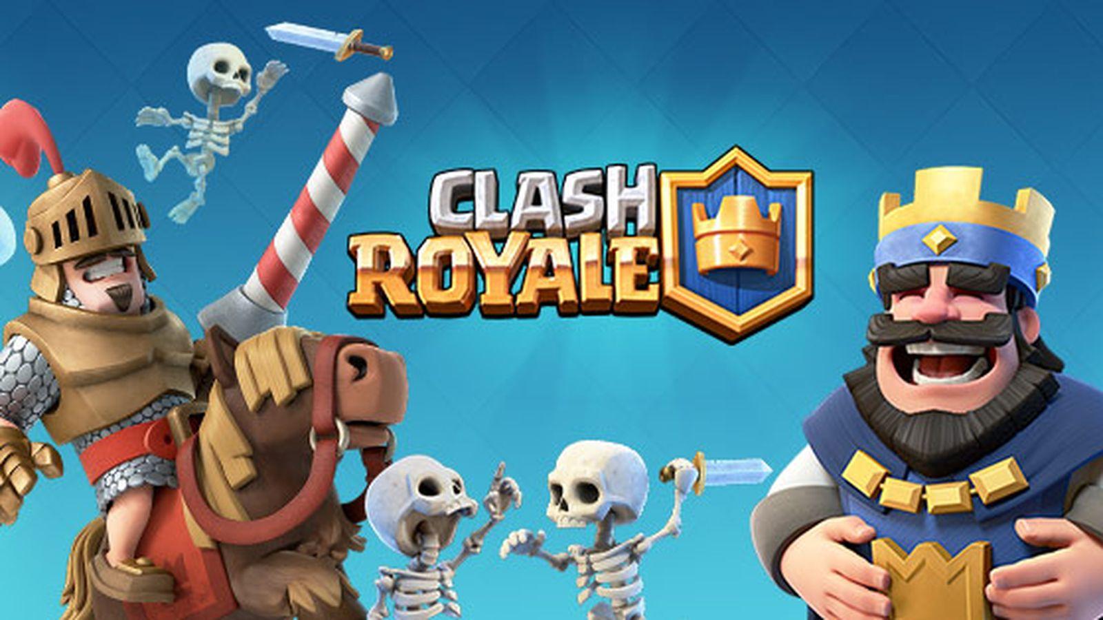 Come cambiare il nome in Clash Royale 1