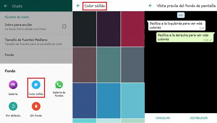 Come cambiare il colore di Whatsapp Messenger su Android e iOS? Guida passo passo 15