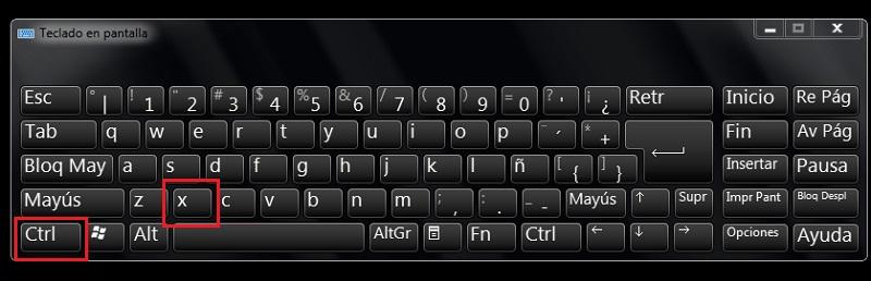 Come copiare, tagliare e incollare facilmente testo e immagini con la tastiera? Guida passo passo 4