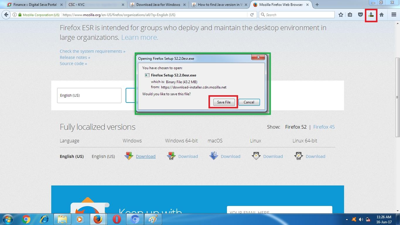 Come abilitare o disabilitare Java in Firefox SENZA problemi 1