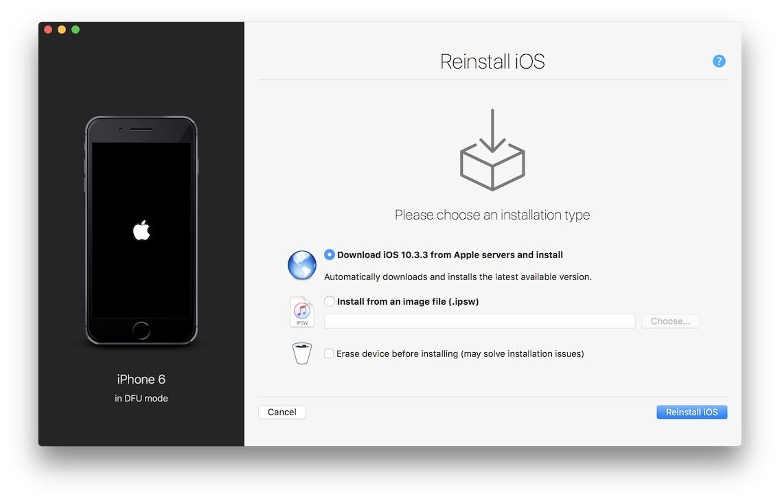 Come attivare facilmente un iPhone bloccato 3