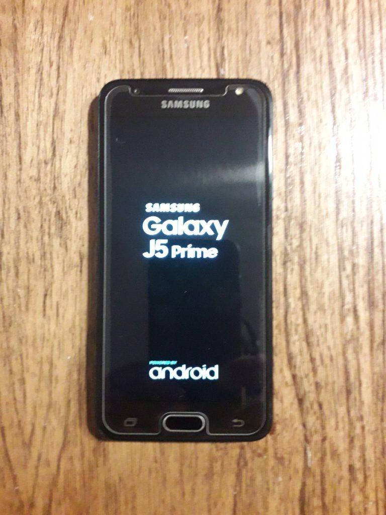 Come aumentare il volume di un Samsung Galaxy J5 Mobile 2