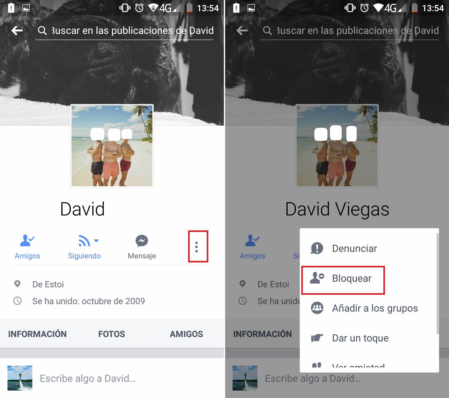 Come bloccare o sbloccare qualcuno su Facebook senza scoprirlo 3