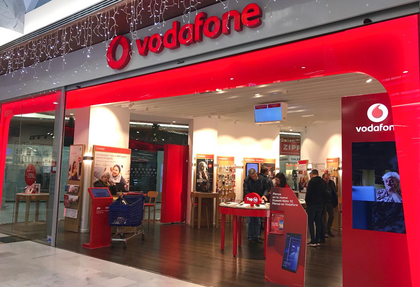 Come annullare l'iscrizione a Vodafone 1