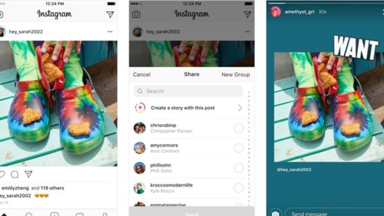 Come condividere post su storie di Instagram? 1