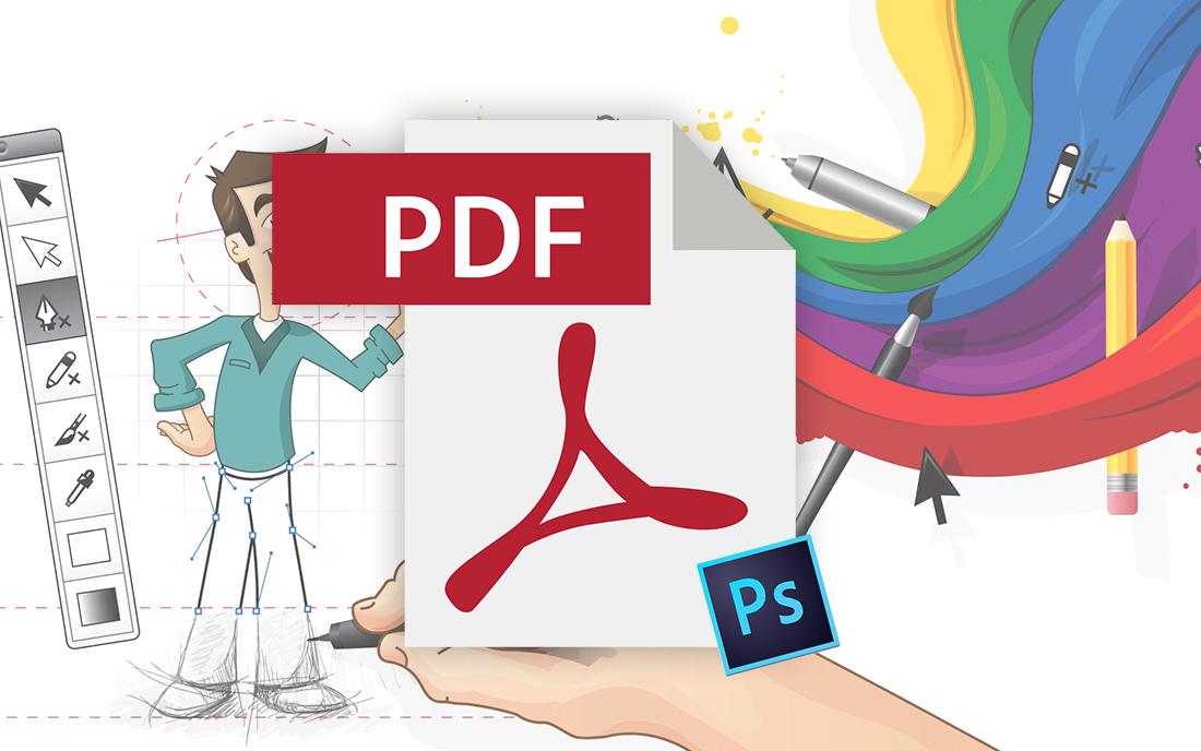 Come creare PDF multipagina in Photoshop CS3, CS4, CS5, CS6 1