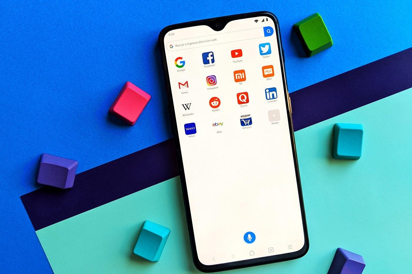 Come sbloccare i Web su Android 2