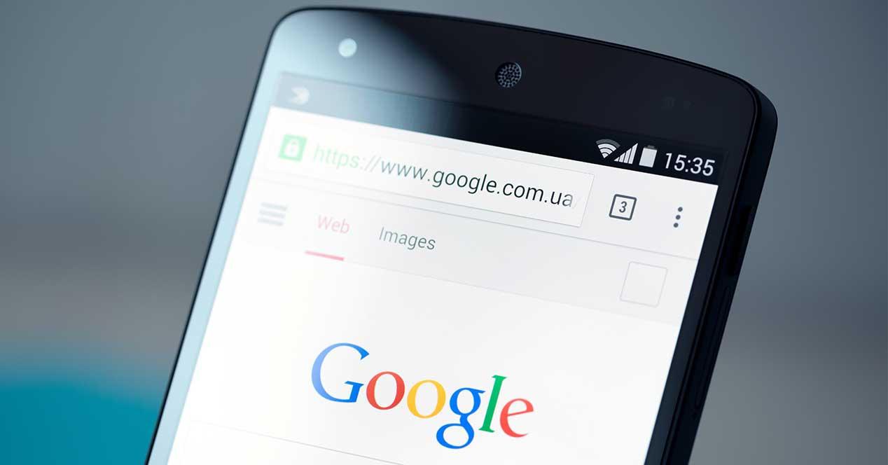 Come sbloccare i Web su Android 1
