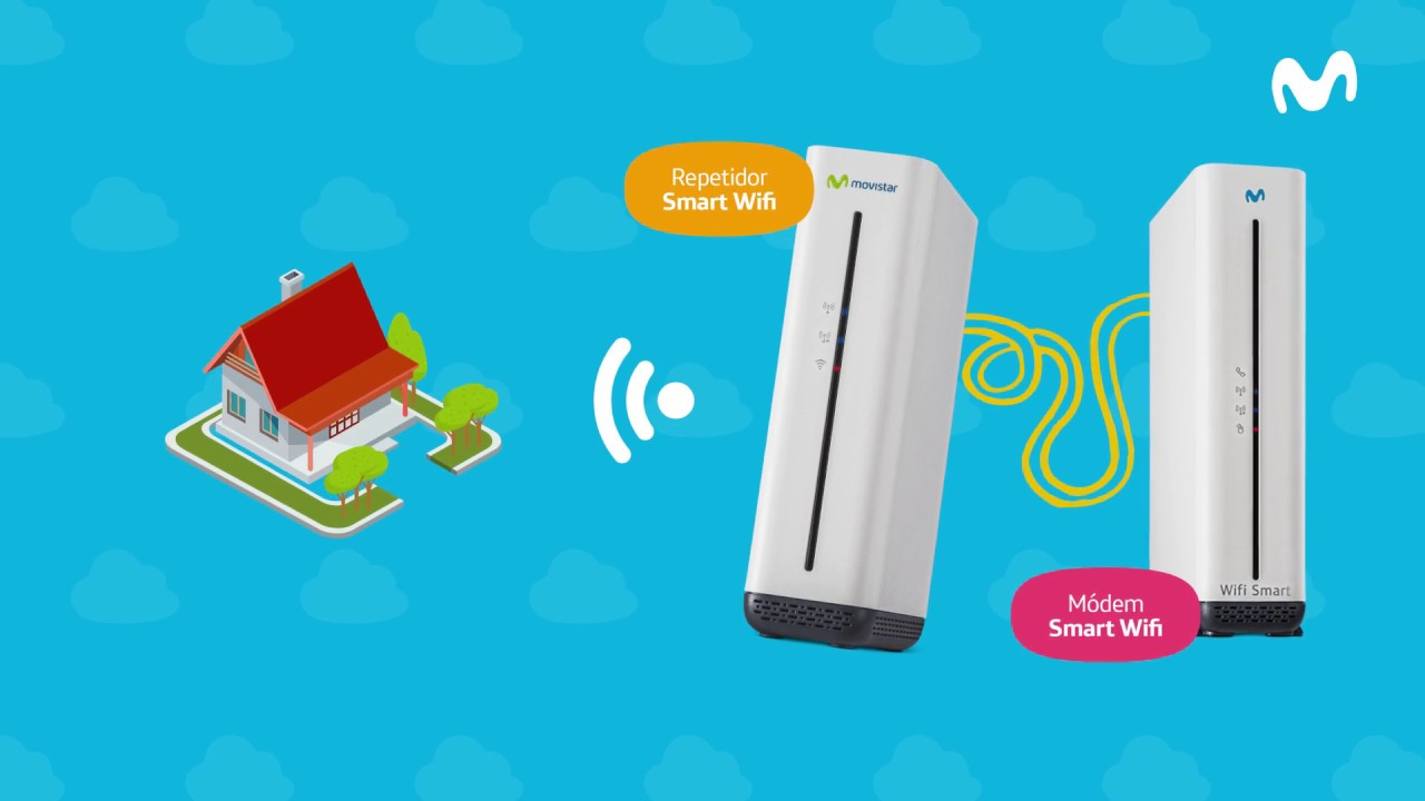 Come disconnettere qualcuno dal mio Movistar WiFi Abbastanza facile! 1