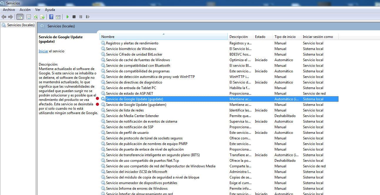 Come abilitare definitivamente il registro degli aggiornamenti automatici di Windows? 2
