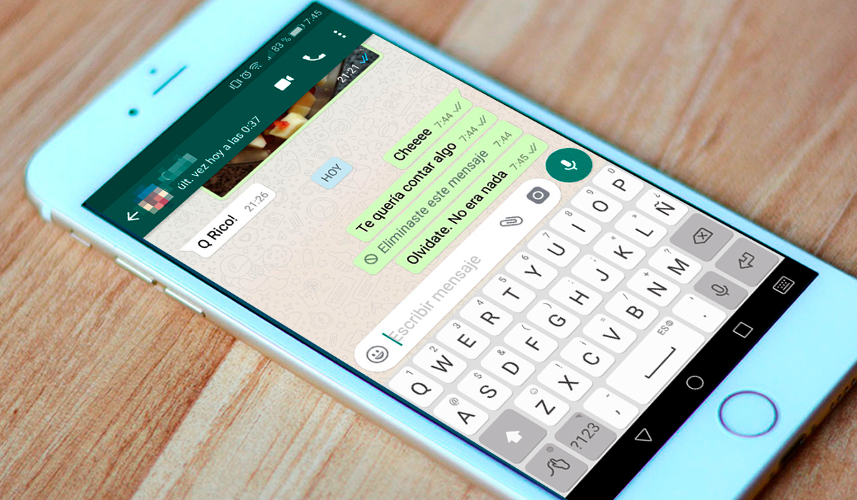 Come eliminare un account WhatsApp? 4