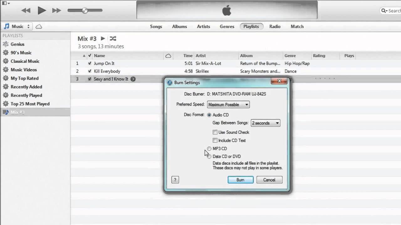 Come masterizzare un CD o un DVD con tutti i tipi di file? 8