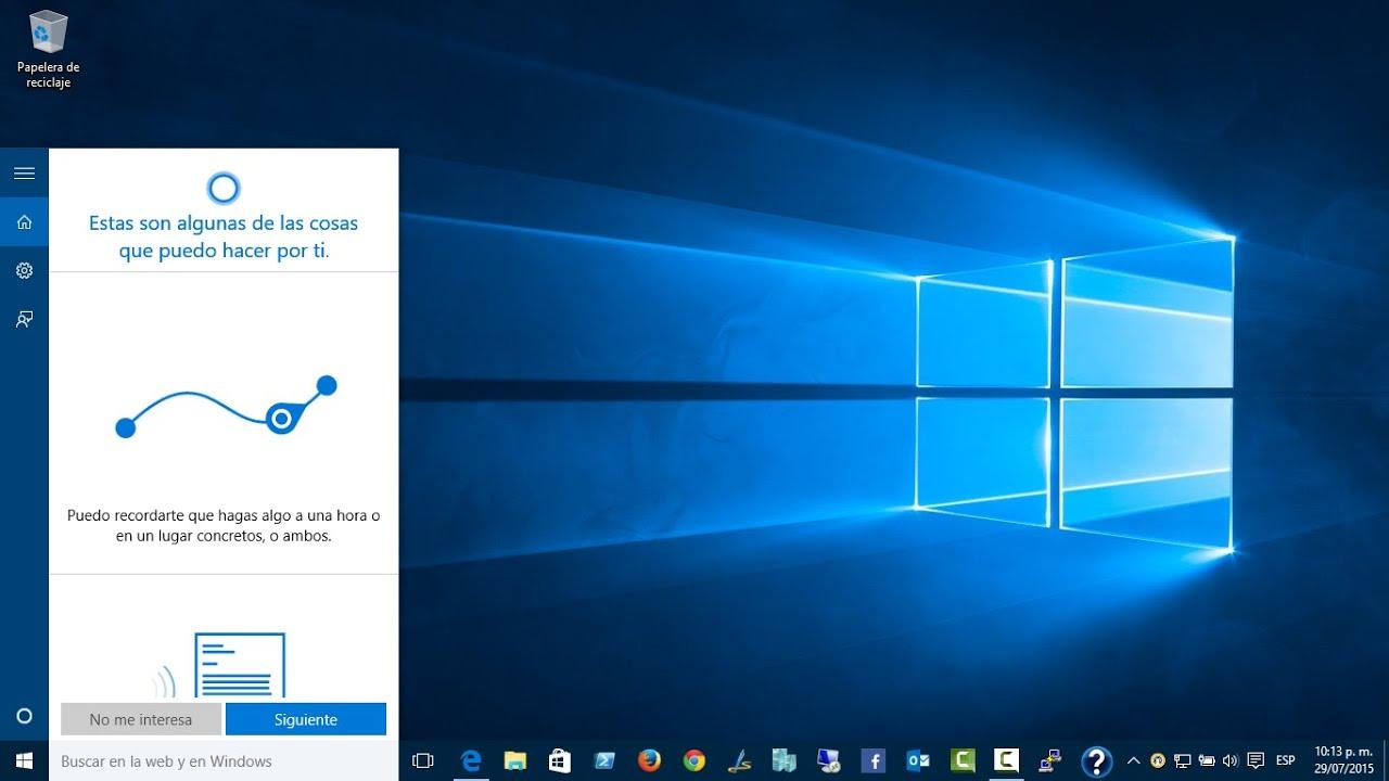 Come attivare Cortana in Windows 10 in modo rapido e semplice 1