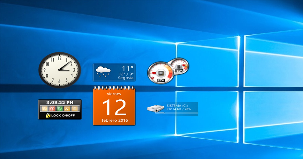 Come recuperare o ripristinare i gadget in Windows 10 e 8? 1